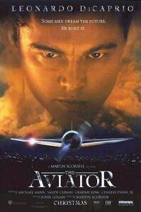 poster van 'The Aviator' © 2004 Independent Films