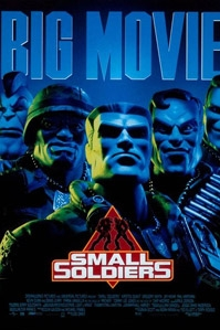poster 'Small Soldiers' © 1998 Amblin Entertainment