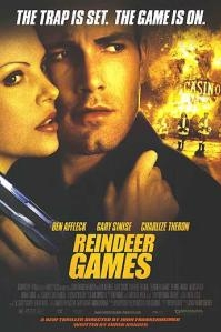 poster 'Reindeer Games' © 2000 Dimension Films