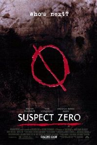 poster 'Suspect Zero' © 2004 Columbia TriStar