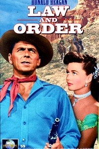 poster 'Law and Order' © 1953 Universal Pictures