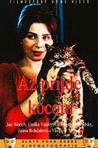 poster 'Az Prijde Kocour' © 1963   Ceskoslovenský Státní Film