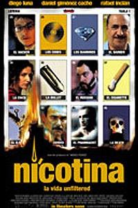 poster 'Nicotina'