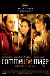 poster 'Comme une Image' © 2004 A-Film Distribution