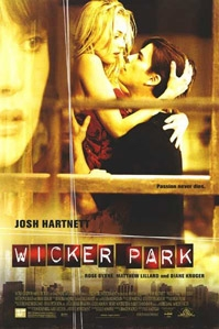poster 'Wicker Park' © 2004 Paradiso Entertainment