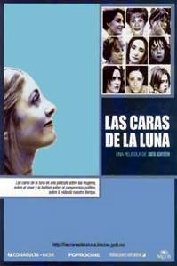 poster 'Las Caras de la Luna' © 2001