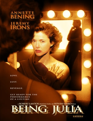 poster 'Being Julia' © 2004 Serendipity Point Films