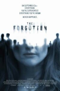 poster 'The Forgotten' © 2004 20th Century Fox Netherlands