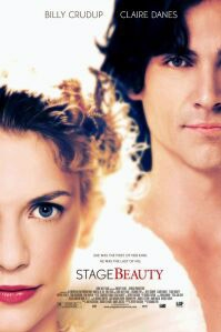 poster 'Stage Beauty' © 2004 A-Film Distribution