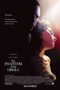 poster 'The Phantom of the Opera' © 2004 Paradsio Filmed Entertainment