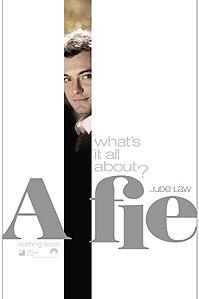 poster 'Alfie' © 2004 United International Pictures (UIP)