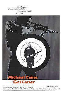 poster 'Get Carter' © 1971 Metro-Goldwyn-Mayer (MGM)