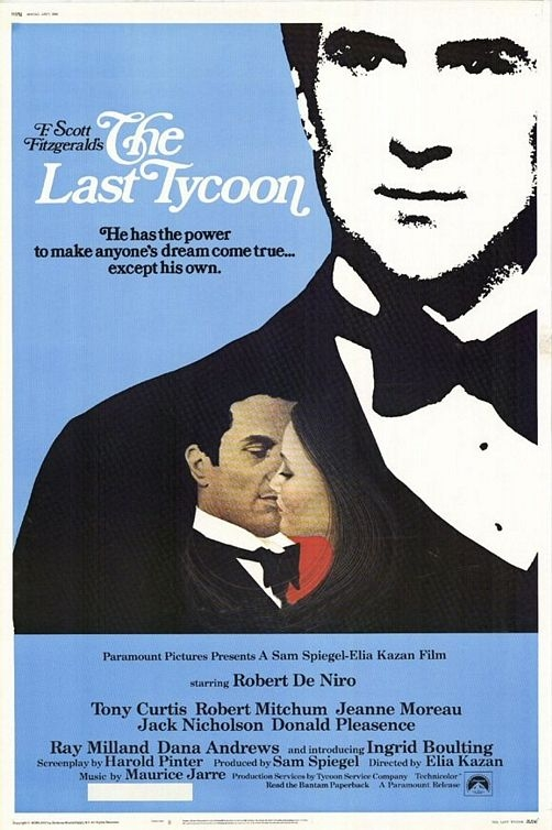 poster 'The Last Tycoon' © 1976 Paramount Pictures