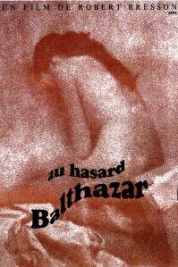 poster 'Au Hasard Balthazar' © 1966 Argos