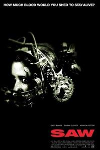 poster 'Saw' © 2004 Evolution Entertainment