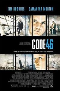 poster 'Code 46' © 2003 Revolution Films