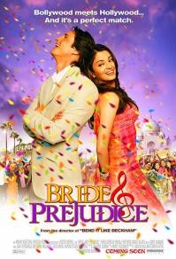 poster 'Bride and Prejudice' © 2004 Pathé Pictures Ltd.