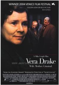 poster 'Vera Drake' © 2004 A-Film Distribution