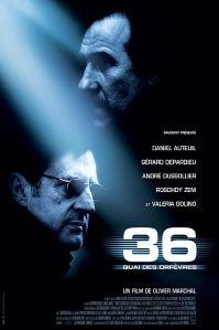 poster '36 Quai des Orfèvres' © 2004 LGM Productions / Gaumont