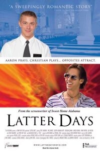 poster 'Latter Days' © 2004 Funny Boy Films