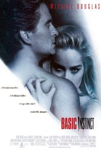 Poster van 'Basic Instinct' © 1992 Columbia TriStar