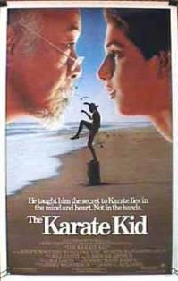 Poster The Karate Kid - Nostalgia Factory
