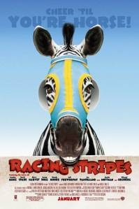 Poster Racing Stripes (c) 2004 Warner Bros