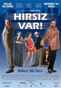 Poster Hirsiz Var