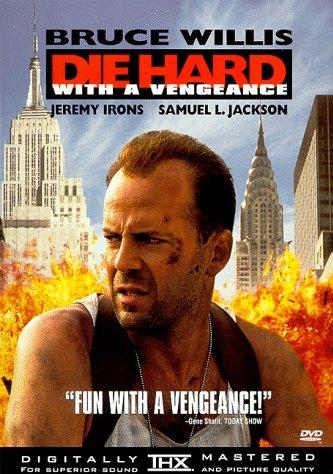 Poster van 'Die Hard: With a Vengeance' © 1995