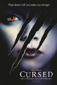 Poster Cursed (c) 2005 Dimension Films
