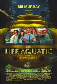 Poster The Life Aquatic