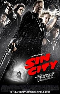 Poster Sin City (c) 2005 Dimension Films