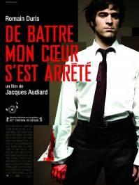 Poster De Battre mon Coeur s'est Arrete