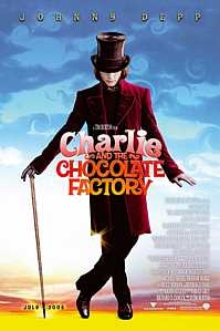 Poster 'Charlie and the Chocolate Factory' © Warner Bros. Pictures (2005)