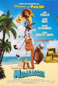 Poster Madagascar (c) 2005 Dreamworks