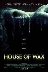 Poster House of Wax (c) 2005 Warner Bros