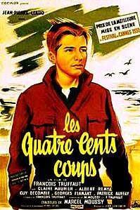 poster 'Les Quatre Cents Coups' © 1959