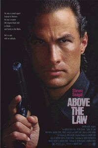 poster 'Above the Law' © Warner Bros. (1988)