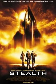 Poster Stealth (c) 2005 Columbia Pictures