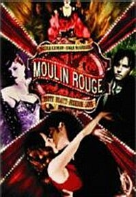 Poster 'Moulin Rouge' (c) 2001 FOX