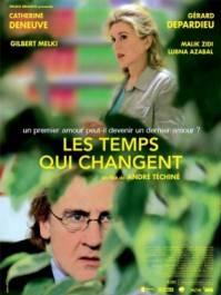 Poster Les Temps Qui Changent