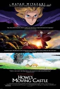 Poster Howl's Moving Castle (c) 2004 Buena Vista