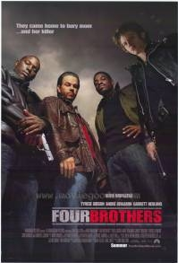 Poster Four Brothers (c) Moviegoods