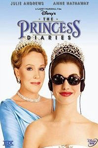 poster 'The Princess Diaries' © 2001 Buena Vista International