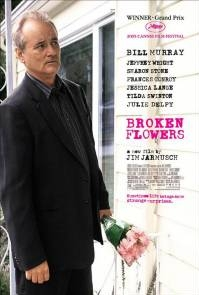 Poster Broken Flowers (c) 2005 Focus Features