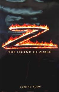 Teaserposter The Legend of Zorro