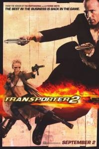Poster The Transporter 2 (c) 20th century fox