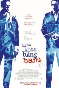 Poster Kiss Kiss, Bang Bang (c) 2005 Warner Bros