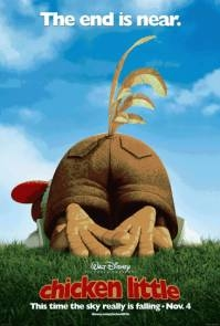 Teaserposter Chicken Little (c) Buena Vista