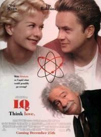 Poster I.Q. (c) 1994 Paramount Pictures